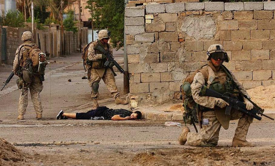 war is not justified essay