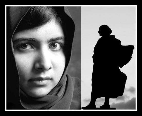 Columbus to Malala